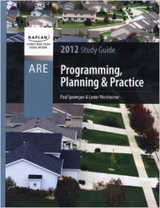 PPP Kaplan - Ultimate List of ARE Study Material for the Architecture Registration Exam