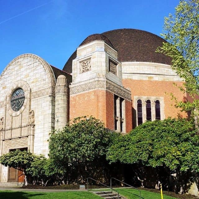 Beth Israel Temple NW Portland