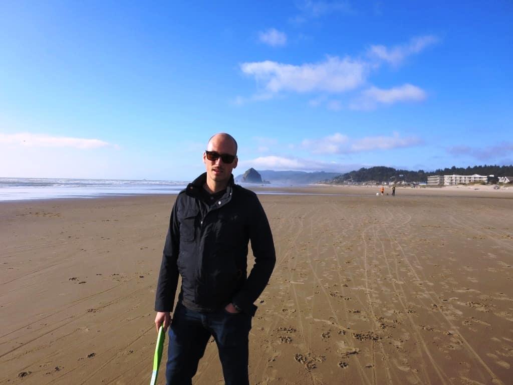 MR at Cannon Beach