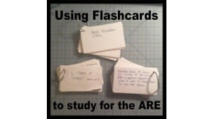 Flashcards for the Architect Registration Exam