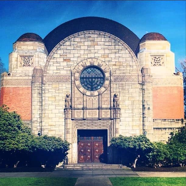 Beth Israel Temple, NW Portland