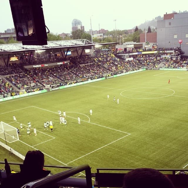 Portland Timbers Game
