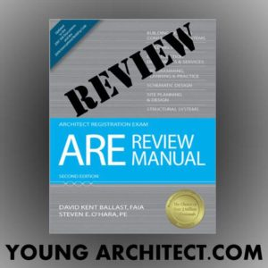 Ballast Architect Registration Exam Review Manual