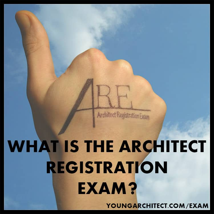 what is the architect registration exam