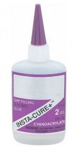 Picture of cyanoacrylate glue for Architecture model building