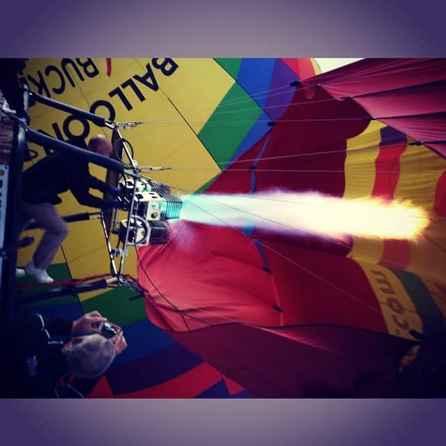 Balloon fiesta 2014