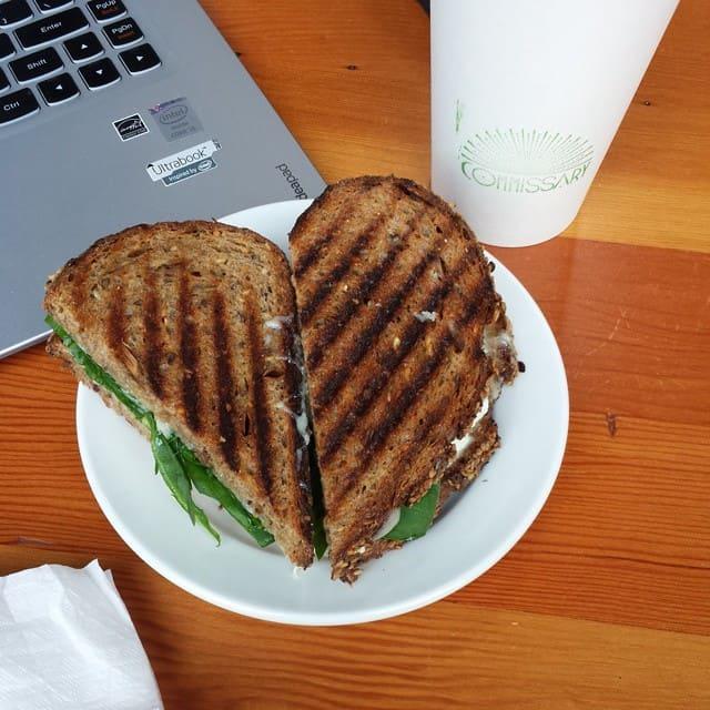 NW Portland Oregon Commissary Cafe