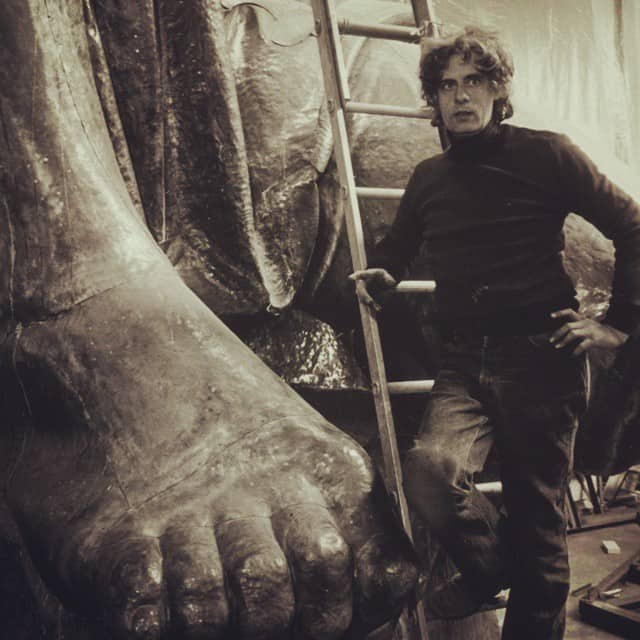 Ray Kaskey and Portlandia Foot