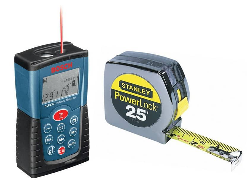 Laser Measure Kit