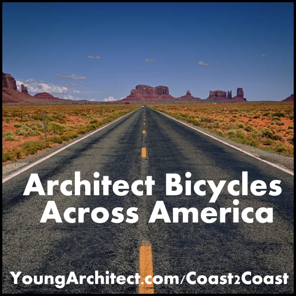 Cover image for blogpost about bicycling across america